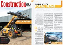 Tugela Steel - magazine feature