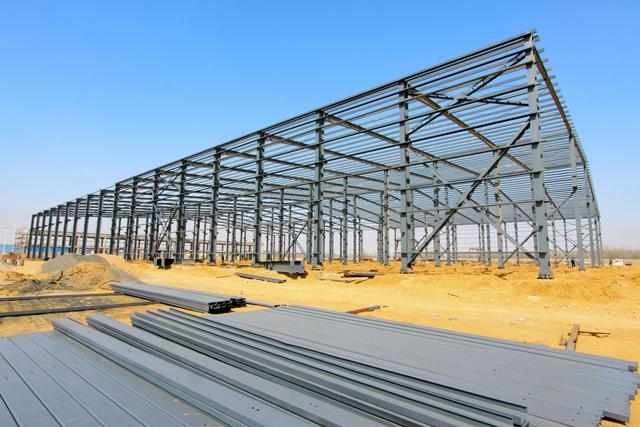 Steel Structures & Steel Buildings